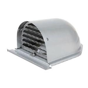パイプフード(鐘型)寒冷地仕様 ルーバー仕様 適合ダクト(外径)103~106(12個価格) 未来工業