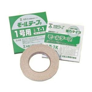 モールテープ(強力タイプ)巾18mm 20巻価格 未来工業 T-2K