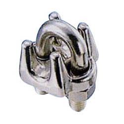 ステンレス金具 ワイヤークリップ 10個価格 水本機械 WC-12