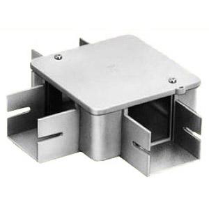 プラスチックダクト用 激安挑戦中 分岐ボックス 3方出 返品不可 55型 未来工業 1個価格