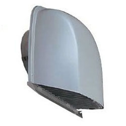 L型フード付ガラリー(防音型)DK150SWSB【受注生産品】 大建プラスチックス 150SWSB