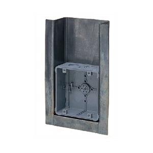 未来工業 X線防護用アウトレットボックス(鉛ボード用・大形四角) 1個価格 CDO-5BXP-1
