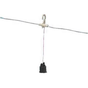 未来工業 連結防水ソケット(ベークライトソケット) ソケット16個 1セット LBS-16B