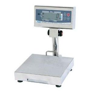 大和製衡(ヤマト) デジタル台はかり 15kg 検定品 メーカー直送代引不可 DP-6600K-15