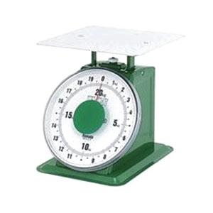 大和製衡(ヤマト) 機械式上皿自動はかり 大型上皿はかり 20kg 取寄せ品 SD-20