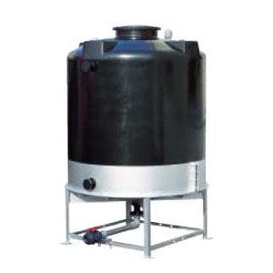 スイコー HT型密閉丸型タンク1000L ※受注生産品 HT-1000