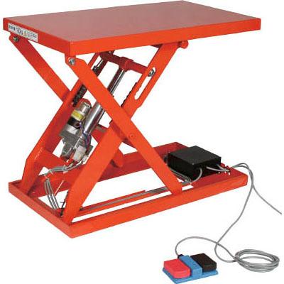 トラスコ テーブルリフト1000kg(電動ボールねじ200V)幅800×長さ1200mm【代引不可・メーカー直送品】 HDL-L100812V-22