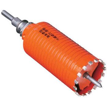 100 %品質保証 乾式 (ポリクリック)160mm ドライモンドコアドリル PCD160R:大工道具・金物の専門通販アルデ SDSシャンク ミヤナガ-DIY・工具
