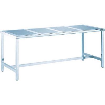 トラスコ パンチングテーブルSUS304 1500×600mm #400 ※メーカー直送品 PTB-1560
