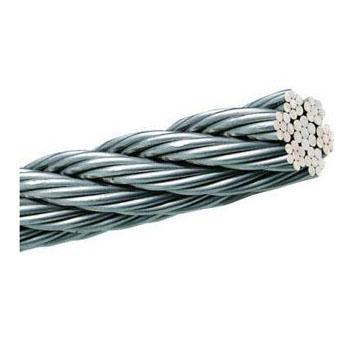 浅野金属工業 ステンレスワイヤーSUS304 構成7×7(200m)ワイヤー径3 ※メーカー直送品 AK9115
