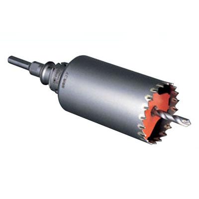 ミヤナガ 振動用コアドリル(Sコア)(ポリクリック)120mm SDSシャンク PCSW120R