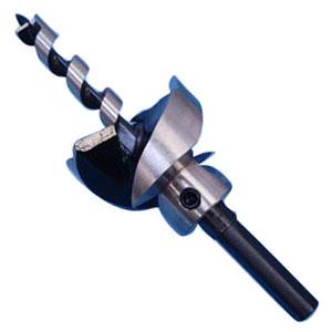 クメダ 二段錐(二枚刃)75mm×30mm(軸径15mm・シャンク径13mm) 067530