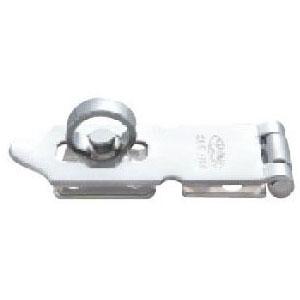 ストロング ストロング掛金 A型ステンレス製 研磨仕上 135mm(ポリ袋入・1箱・10個価格) NKASU00135