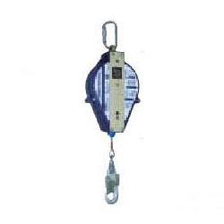 藤井電工 ウルトラロック12メートル 台付・引寄ロープ付 ロープ寸法径4.3mm×長さ12m UL-12S-BX