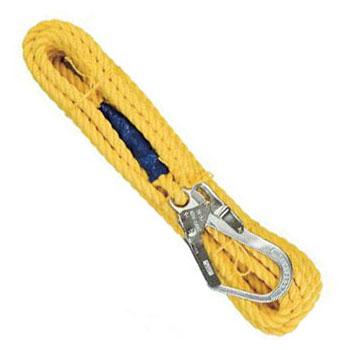 藤井電工 昇降移動用親綱ロープ 30メートル 径16mm L-30-TP-BX