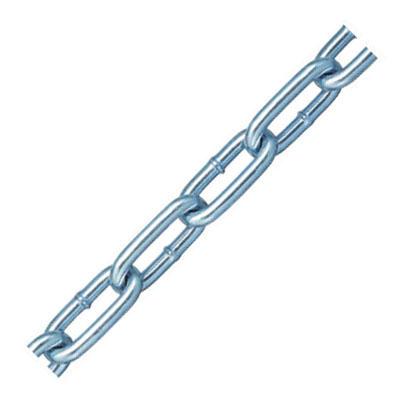 鉄チェイン(鎖)(ヘビーリンク)30m(箱入)線径6.5mmユニクロ 取寄品 ニッサチェイン IW65