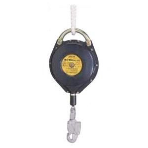 サンコー株式会社 セイフティブロック(ワイヤーロープ式)径4mm×長さ10m SB-10