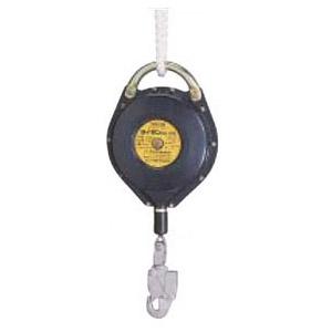 サンコー株式会社 セイフティブロック(ワイヤーロープ式)径4mm×長さ16m SB-15