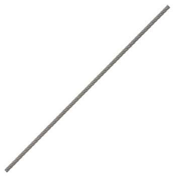 ニッサチェイン ステンレスワイヤーロープ(リール巻)100m巻 ロープ径3.0mm【取寄せ品】 R-SY30