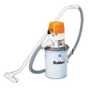 スイデン ペール缶タイプ掃除機 万能型ミニクリーン(乾湿両用) 16L SPV101ATP