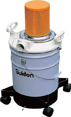 スイデン エア式ペール缶タイプ掃除機 乾湿両用 16L 樹脂部品セット SAC100P