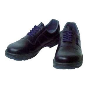 シモン 安全短靴トリセオ 8511黒 24.0cm 8511N24.0