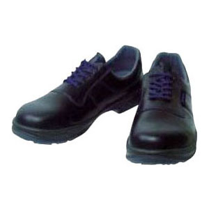 シモン 安全短靴トリセオ 8511黒 25.0cm 8511N25.0