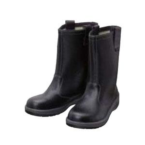 シモン 安全靴 半長靴 7544N 黒 26.0cm 7544N26.0