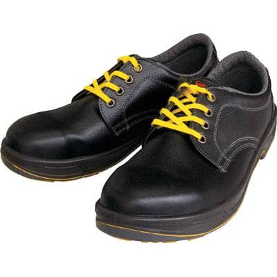 シモン 静電安全靴 短靴 SS11BKS 23.5cm SS11BKS23.5