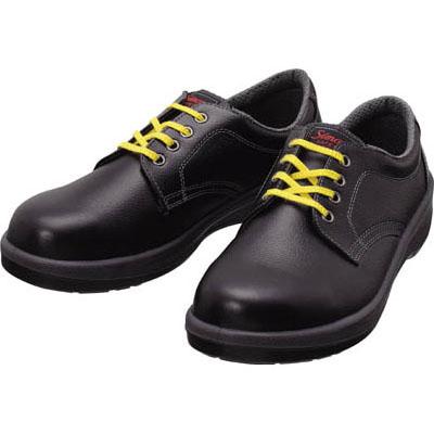 シモン 静電安全靴 短靴(外羽根式)7511BKS 26.0cm 7511BKS26.0