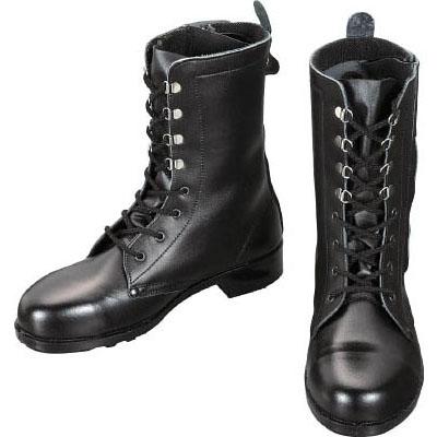 シモン 安全靴 長編上靴(外チャック付)533C01 25.5cm 533C0125.5