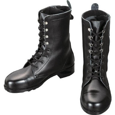 シモン 安全靴 長編上靴(外チャック付)533C01 27.0cm 533C0127.0