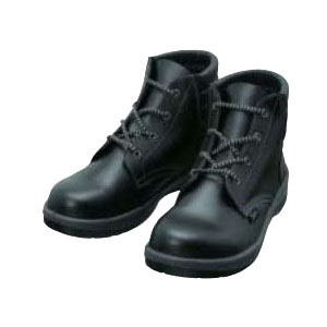 シモン 安全靴 編上靴 7522N 黒 28.0cm 7522N28.0