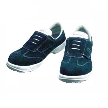 シモン 安全靴 短靴マジック式 SS18BV 24.0cm SS18BV24.0