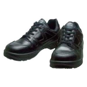 シモン 安全靴 短靴 黒 24.5cm 8611BK24.5