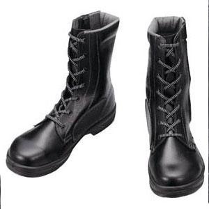 シモン 安全靴 長編上靴 SS33C 黒 25.0cm SS33C25.0