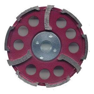 ツボ万 NewSAポリッシャーSP 外径125×チップ厚4.5×穴径M16ネジ 取寄せ品 NSA-125SP