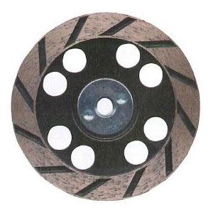 ツボ万 SAポリッシャーリム 外径100×チップ厚3×チップ幅13×穴径SAリング 取寄せ品 SA-RM100