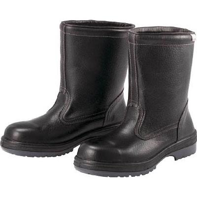 ミドリ安全 ゴム2層底ラバーテック半長靴 25.0cm RT94025.0