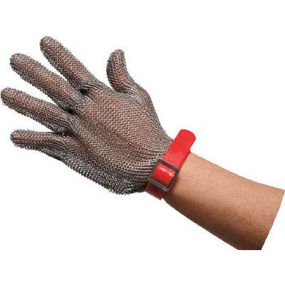 ステンレス製 耐切創手袋 SS ミドリ安全 MST050SS