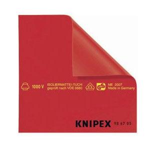 KNIPEX(クニペックス) 絶縁シート 1000V 500×500mm 986705