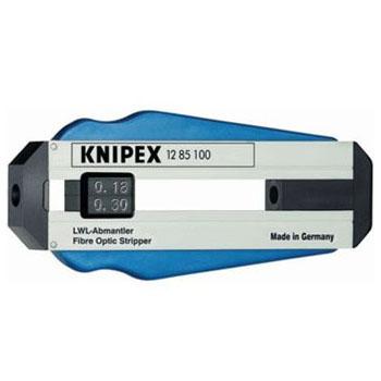 KNIPEX(クニペックス) 光ファイバー用ストリッパー(SB) 1285-100