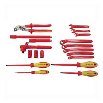 KNIPEX(クニペックス) 次世代車用絶縁工具セット HEVAUTO-SET