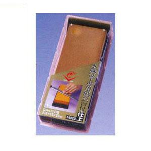 ナニワ研磨工業 包丁用砥石 仕上 台付 大型 収納ケース入 QA-0188