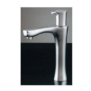 カクダイ 立水栓(トール・マットシルバー) 1個価格 716-863-13 716-863-13