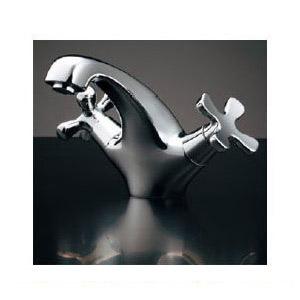 カクダイ 2ハンドル混合栓 1個価格 150-436 150-436