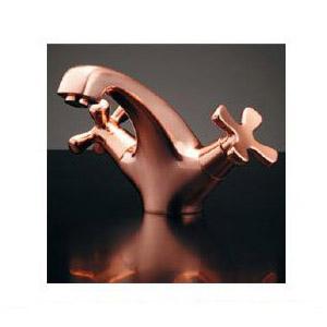 カクダイ 2ハンドル混合栓(ピンクゴールド) 1個価格 150-440 150-440