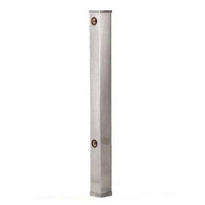 カクダイ ステンレス水栓柱(20ミリ)(70角)(1本価格) 6161B-20×1500 6161B-20×1500
