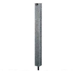 カクダイ 水栓柱(人研ぎ・美濃黒石)(1本価格) 624-152 624-152