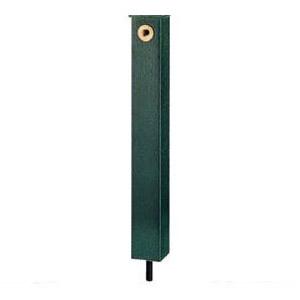 カクダイ 庭園水栓柱(濃茶)(1本価格) 624-193 624-193
